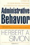 Herbert A.  Simon «Administrative Behavior: A Study of Decision-Making Processes in Administrative Organizations» = 1764.7 RUR